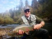 Ron and trophy Grayling
