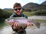 Big October Sava Rainbow trout