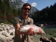 Soca Rainbow Slovenia August