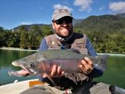 trophy rainbow Slovenia September