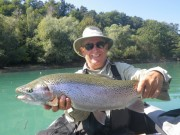 John and monster lake Rainbow trout Sept.