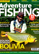 Adventure fishing magazine 2010