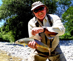 Zamps Zamparini and good grayling